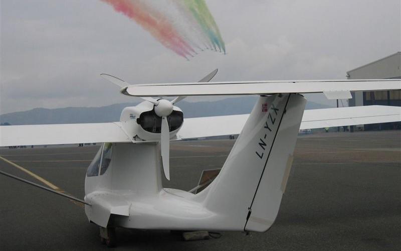 Omsider, Bergen Airshow 2005